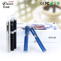 Hot evod vaporizer 1.8 ml smoother electronic cigarette reviews