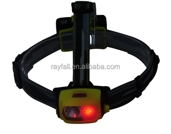 adjustable bright esay to use hunting led headlight torch