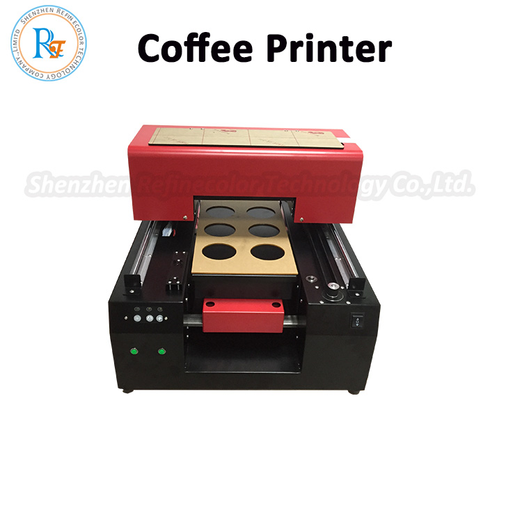1440 dpi printing equipment coffee printer factory for sale