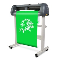 VEVOR US Free Shipping Best 720mm Vinyl Cutting Plotter with computer stepper