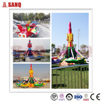 Fun fair equipments Self Control Plane For Kids