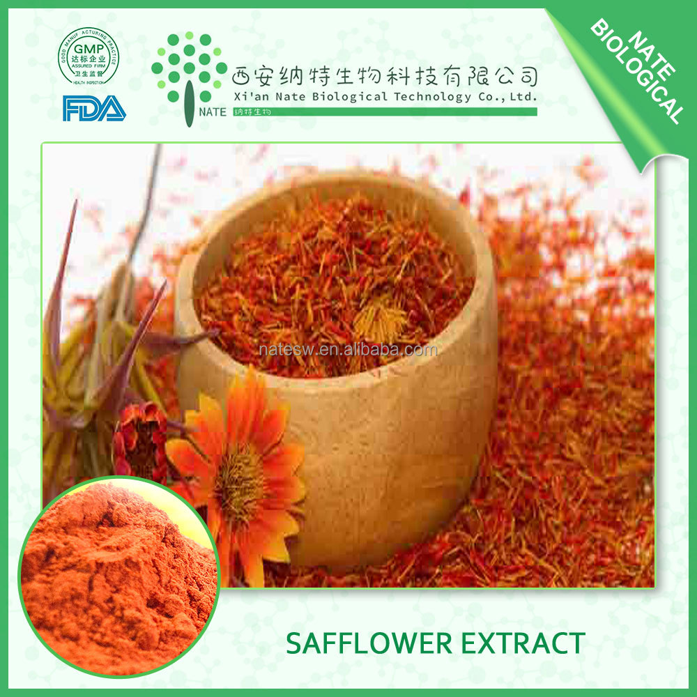 Safflower Extract in 2% Carthamin by HPLC