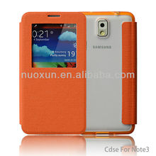 OEM customized pu leather wallet hybrid case for samsung galaxy note 3