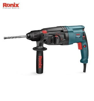 Ronix MarchEXPO 10% OFF 26mm Rotary Hammer 800w Electric Hammer Power Tools Model 2701