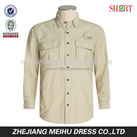 UV Protection Custom Functional Fishing Shirt