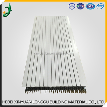 Lightweight Building Material FUT Suspending Galvanized Ceiling T-Bar/ T-Grid
