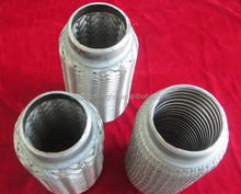 flexible belows/muffler/muffler tip