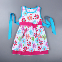pakistani new style dresses kids children clothes guangzhou frock design for baby girl flower latest dress patterns