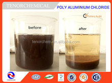 polyaluminium chloride 30%,water treatment chemicals
