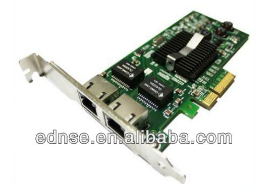 server adapter card PRO Gigabit ET Dual Port network interface card RJ-45 Slots*2