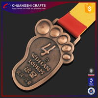 Factory Custom Metal Medal For Sports