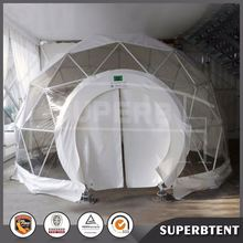 Top sale dome tent, aluminium geodesic domes for sale