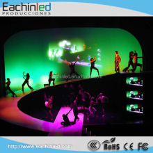Conference/meeting room/stage background vivid video indoor full color led display p4 .8.P3.9 P5.2