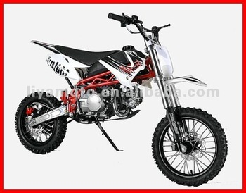 110cc 125CC DIRT BIKE 4 stroke KICK START
