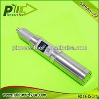 Hottest 22w!!! seven 22 high quality pioneer4you seven 22 bulk e cigarette purchase
