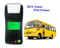 58mm Portable POS Printer , With GPRS SMS function, Used for order/ticket printing