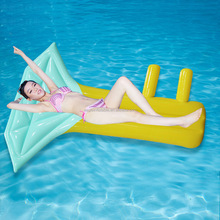 New arrival customized beautiful water play equipment inflatable beach toy nflatable diamond float