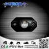Bright White LED Rock Light Underbody Under Glow Off Road JEEP Truck Lamp Kit