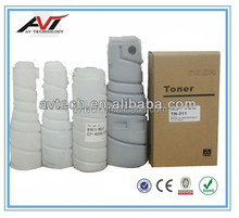 copier toner cartridges For Konica Minolta TN114 TN115 TN116 TN117 TN217 TN211 TN311