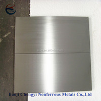 Nickel silver ingot from China supplier
