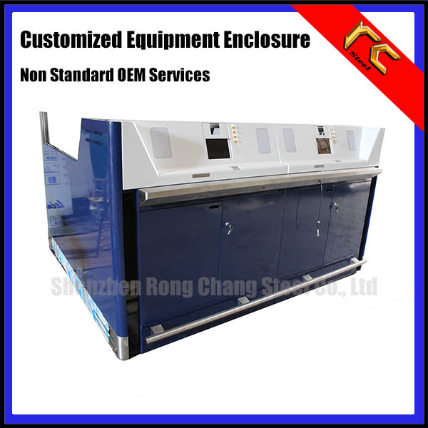 Rack Mount Custom Made Control Console Customized-Oriented