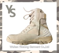 [Wuhan YinSong] Military and police desert shoes/boots made in China