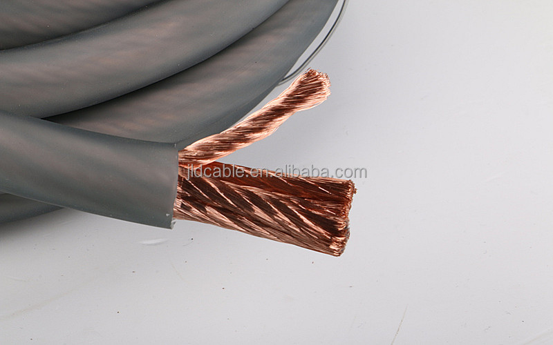100% Pure Copper conductorChina factory different types of cables speaker cable power cable