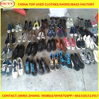 Cheap price selling used shoes import hot sale sacks of used shoes