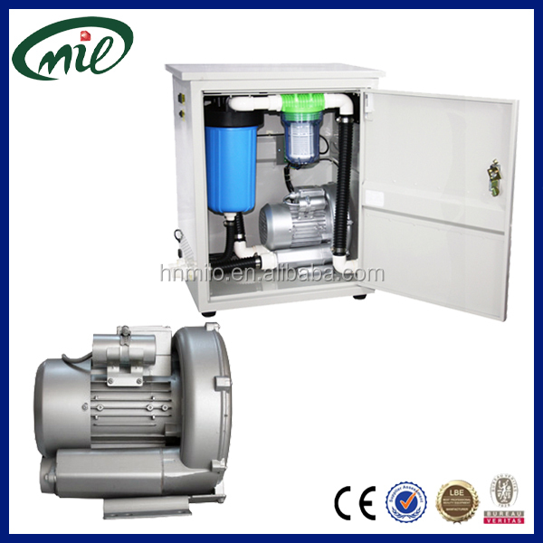 Low noise cabinet design vacuum pump/dental suction equipment/surgical suction unit