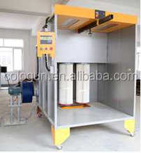 Powder spray paint booth for sale