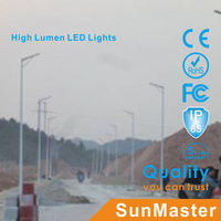 integrated solar street light made in china