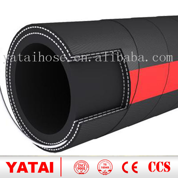 china manufacturer hot sale Low price and high quality ED rubber dredge suction hose