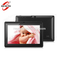 Cheapest Factory 7 inch cheap tablets pc A23 Q88 android 4.1 Capacitive Screen 512M 4GB laptop computer mini notebook tablet pc