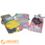Dual-texture microfiber towel and mobile phone sleeve microfiber cloth bag