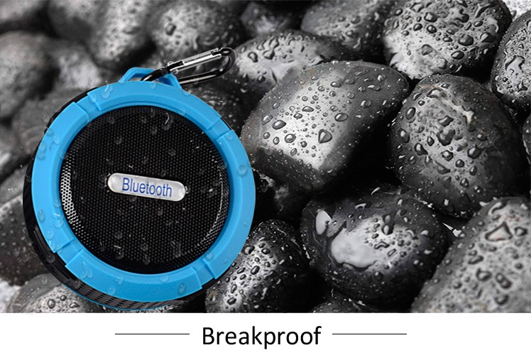 Top wholesales mp3 waterproof sport BT speaker