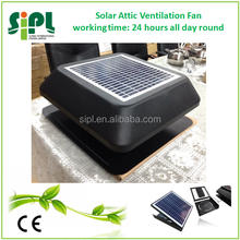 home appliances solar power air cooler roof radiator fan