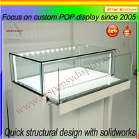 Jewelry display cabinet/case