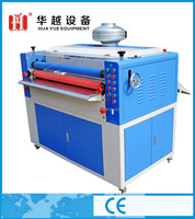 CE 36 inch multi-roller photo uv coating machine with the best price