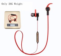 Wireless earphones bluetooth , Metal earbuds bluetooth with Magnet CSR 8635 Chipset Bluetooth Headphones for IOS System