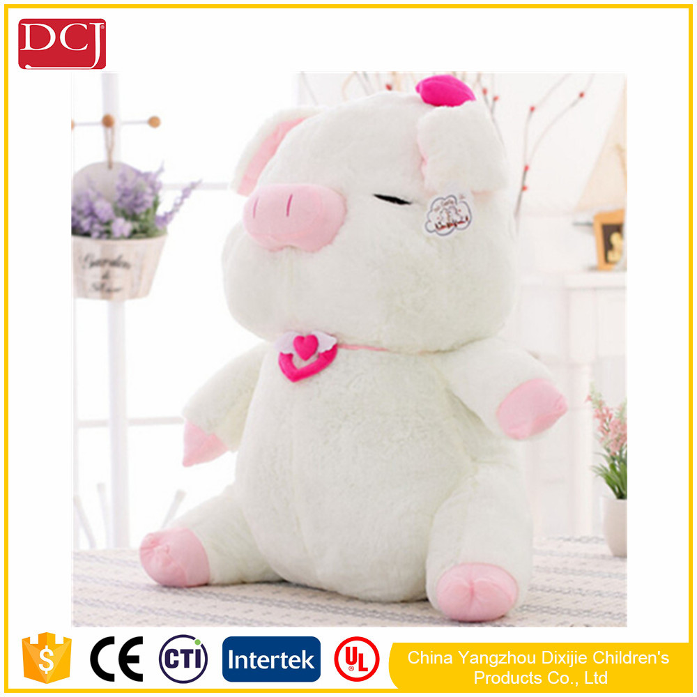 Cartoon Pig China Exclusive Beanie Baby Peppa Plush Doll Toys For Kids