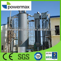 modular CHP biomass gasification electricity generation system
