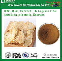health ingredient supplement Angelica Ferulic acid 0.1% 1%Ligustilide DONG QUAI Extract P.E Angelica sinensis Extract