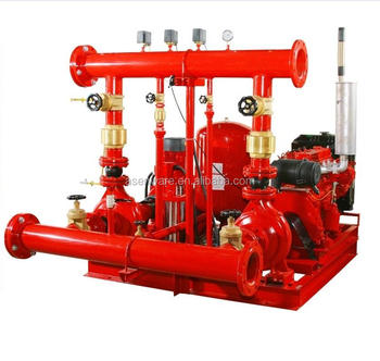 Asenware Fire Alarm Fire Fighting High Pressure Water Pump Irrigation System