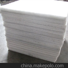 Polyester wadding /Spraying collodion cotton/filter material (manufacturer)