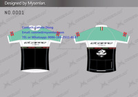 Custom Sports Wear for Quick-Dry Biking Cycling Clothes Lightweight Bicycle Cycling Jersey Breathable Mountain Bike Jerseys