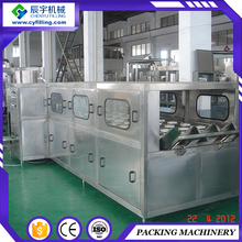 Top sell bottled natural spring machine and production line 5 gallon water filling machine