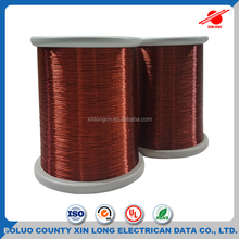 Direct Buy China Excellent Quality Litz Enameled 18 Gauge Aluminum Wire