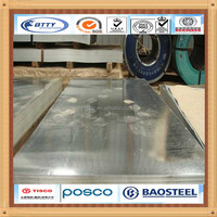 3mm spcc galvanized steel metal iron plate sheet hs code