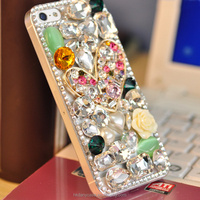 Printable Diamond Mobile Phone Cover Case for iPhone 5