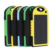 Power bank led power supply 4000Mah waterproof mobile cell phone charger
